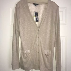 NWT Spense knit cardigan